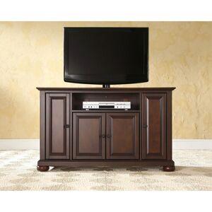 "Crosley Furniture Alexandria Vintage Mahogany 48-inch TV Stand (Alexandria 48"" TV Stand)"