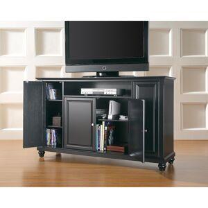 """Crosley Furniture Cambridge Black 60-inch TV Stand (Cambridge 60"""" TV Stand)"""