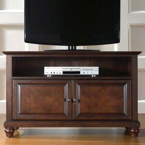 "Crosley Furniture Cambridge 42"" TV Stand in Vintage Mahogany (Cambridge 42"" TV Stand)"