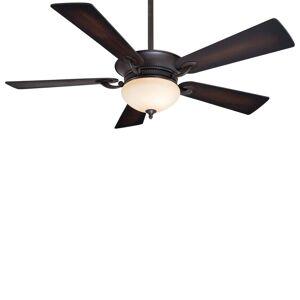 Minka Aire Delano? Ceiling Fan In Kocoa Finish W/Dark Walnut / Medium Maple Blades (Kocoa)