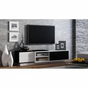 Overstock SIGMA 1 High Gloss TV Stand