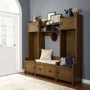 "Crosley Furniture Fremont 4 Pc Entryway Set - 78.75""W x 74.25""H x 18""D"