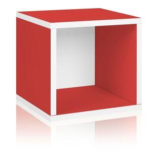Way Basics Handmade Wylie Eco Stackable Storage Cube (Taiwan) (Orange)