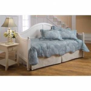 Hillsdale Augusta Daybed (No Trundle - White - N/A)
