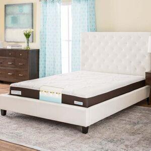 Simmons Beautyrest ComforPedic from Beautyrest 8-inch Memory Foam Mattress (Queen - Medium)