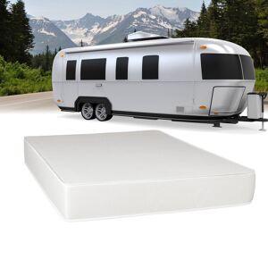 Select Luxury RV Airflow Reversible 8 Inch Twin Size Foam Mattress (Twin - Regular Profile - Medium/Firm)