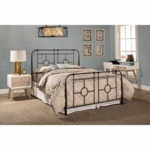 The Gray Barn Charley Black Sparkle Bed Set (King)
