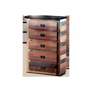 Chelsea Home Furniture Multi-color 5-drawer Chest (5-drawer)