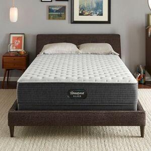 Simmons Beautyrest Beautyrest Silver BRS900 12-inch Extra Firm Innerspring Mattress (Full)