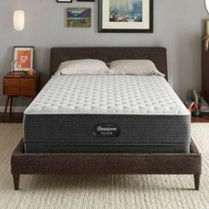 Beautyrest Silver BRS900 12-inch Extra Firm Innerspring Mattress (Twin)