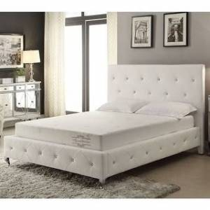 AC Pacific Aloe Vera 8-inch Medium Support Memory Foam Mattress (Twin XL)