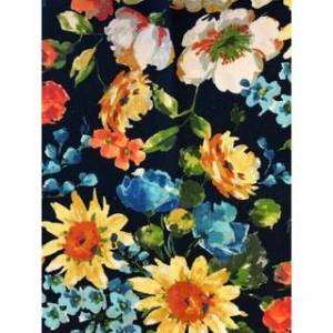 Blazing Needles 44-inch Indoor/Outdoor Papasan Cushion (alfinia fresco)