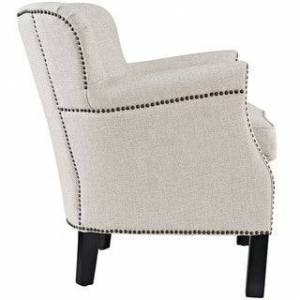 Modway Key Fabric Armchair (Gray)