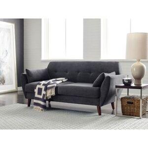 "Serta Artesia Collection 73"" Sofa (Slate Grey)"