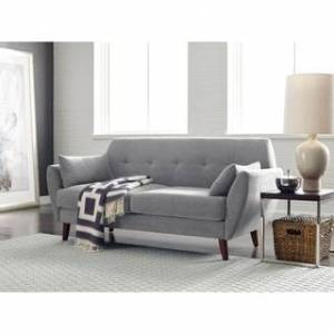 "Serta Artesia Collection 73"" Sofa (Smoke Grey)"