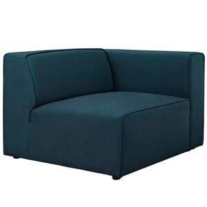 Modway Fabric Right-Facing Sofa (Blue)