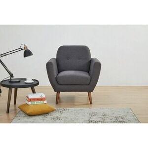 Overstock Artdeco Home Vegas single seater sofa (Black)