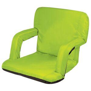 Oniva Ventura Seat Lime Backpack Strap Portable Recliner (Ventura Seat Lime - Portable recliner with backpack straps)