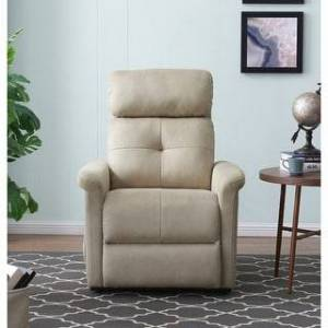Copper Grove Polletts Stone Power Recline and Lift Chair (Ecru)