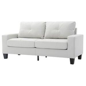 Glory Furniture Newbury Modular Living Room Sofa (White)