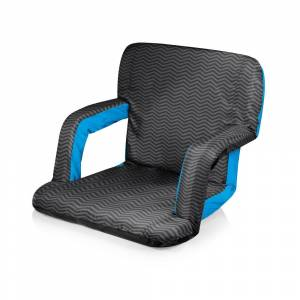 Oniva Picnic Time Ventura Waves Portable Recliner Chair (Picnic Time)