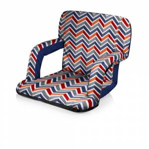 Oniva Picnic Time Vibe Collection Ventura Portable Recliner Chair (Picnic Time)