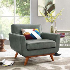 TOV Furniture Lyon Smoke Grey Chair (Grey)