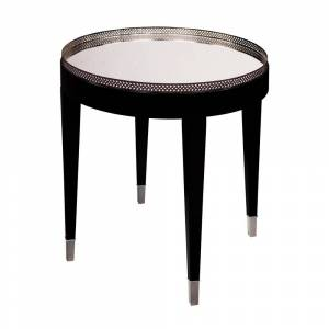 Sterling Black Tie Table