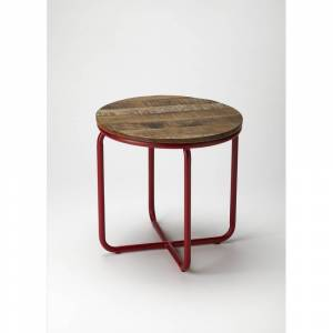Butler Handmade Industrial Chic Bunching Table (India) (Multi-Color)