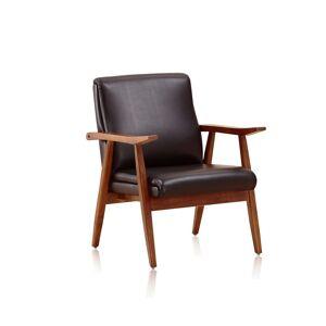 Ceets Arch Duke Accent Armchair (Black)