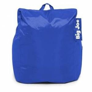 Big Joe Kid's Cuddle Bean Bag Chair (Blue - N/A - Polyester Blend - Assembled - Transitional - 2 Years - Accent Chairs)