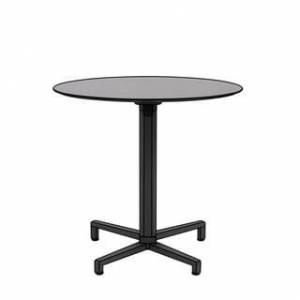 Euro Style Domino Dining Table Base (Anthracite)