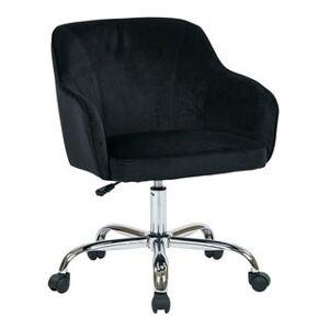 OSP Home Furnishings Bristol Task Chair (Black)