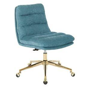 OSP Home Furnishings Legacy Office Chair (sky)