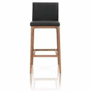 Modern Life Conner Leather Barstool