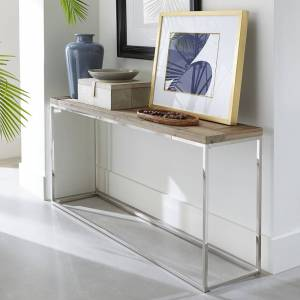 Overstock Ace Reclaimed Wood Console Table (Reclaimed Wood)