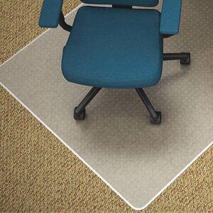 Lorell Low-pile Carpet Chair Mat (LLR82819)