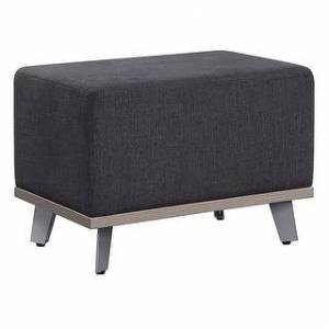 """Carson Carrington Vallgarden Upholstered Bench Seat - 24"""" x 16"""" x 18"""" (ANSI-BIFMA - 24"""" x 16"""" x 18"""" - Visitor Chairs/Commercial - Laminate -"""