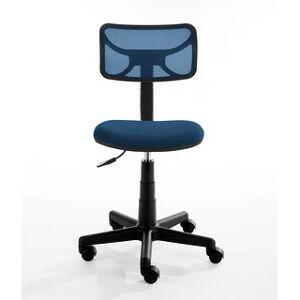 Idea Nuova Urban Shop Swivel Mesh Office Chair (Navy)