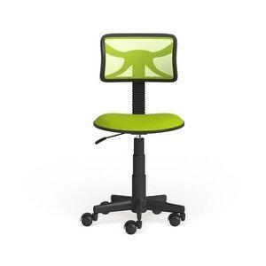 Porch & Den Jones Mid-back Mesh Task Chair (Green)