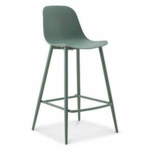 """Poly and Bark Lola 25"""" Counter Stool (Pistachio Green)"""