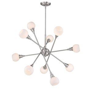 Avery Home Lighting Tian Pendant Light 616-10C-BN-LED