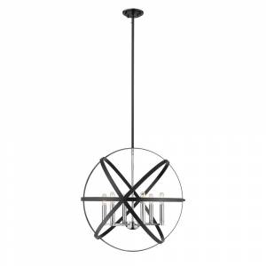 Avery Cavallo 6 Light Pendant (Brass)