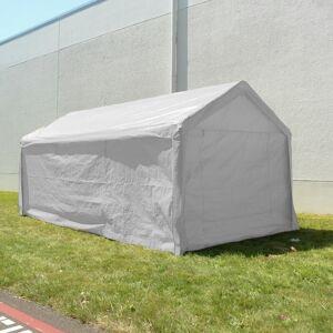ALEKO Heavy Duty Outdoor Gazebo Canopy White Tent with Sidewalls (White)