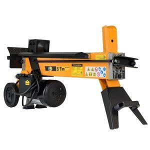 All Power America All Power 5-Ton Hydraulic Electric Log Splitter 1500 Watt Yellow (Yellow)