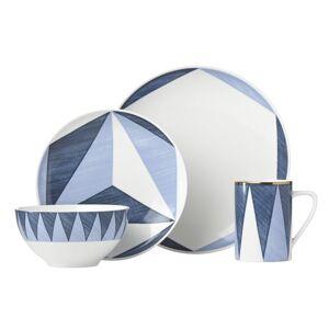 Lenox Luca Andrisani Triangoli 4 Piece Place Setting by Lenox