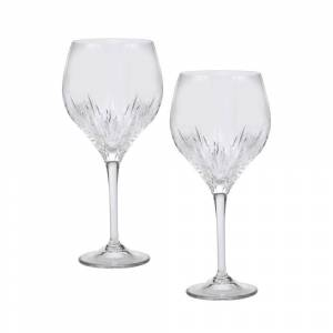 Wedgwood Duchesse Crystal Goblets (Set of 2)