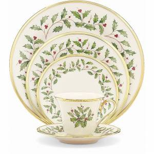 Lenox Holiday 5 Piece Place Setting (146590600)