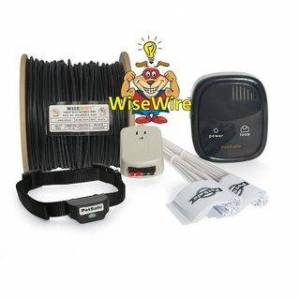 PetSafe Rechargeable Fence System with WiseWire® (14 gauge WiseWire)