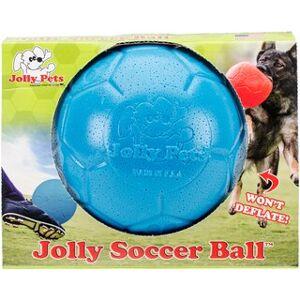 Jolly Pets Jolly Soccer Ball Dog Toy (Ocean Blue- 6 in.)